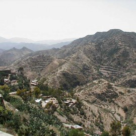 MountainsOfEritrea