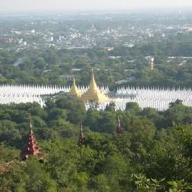 Myanmar Mandalay Sandamuni paya