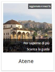 Guida Turistica di Atene