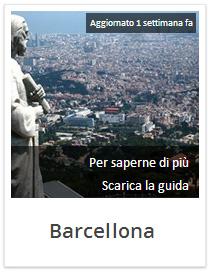 Guida Turistica di Barcellona