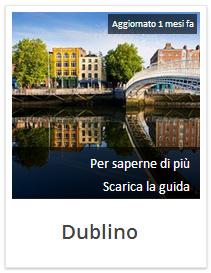 Guida Turistica di Dublino