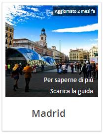 Guida Turistica di Madrid