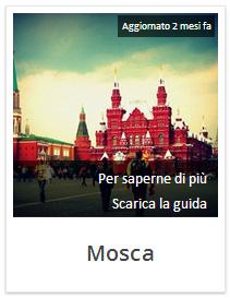 Guida Turistica di Mosca