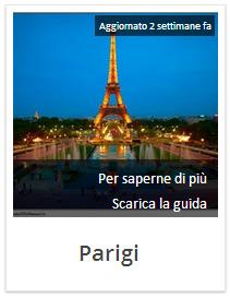 Guida Turistica di Parigi