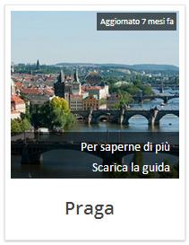 Guida Turistica di Praga