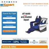 Best Airline Seats   SeatExpert