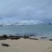 Isola Kvaloya Norway