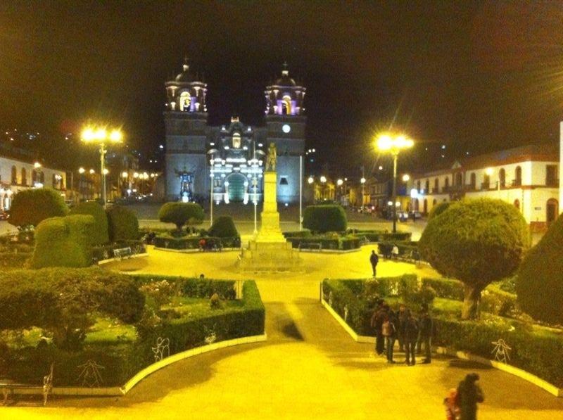 piazza Puno