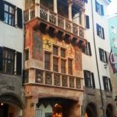 Golden Dachl Innsbruck