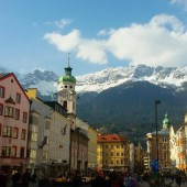 Maria Therese strasse Innsbruck