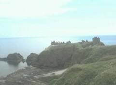 Dunottar castle,vicino ad Aberdeen