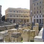 Anfiteatro Piazza San Oronzo a Lecce