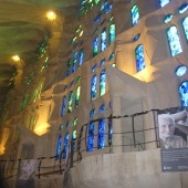 Interno Sagrada Familia 06