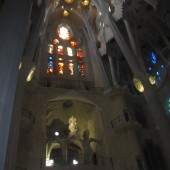 Interno Sagrada Familia 12