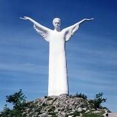 Statua del Redentore a Maratea