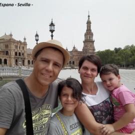 12 Plaza de Espana - Sevilla