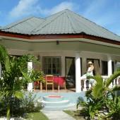 11-Praslin-SkyBlue GuestHouse-La nostra veranda