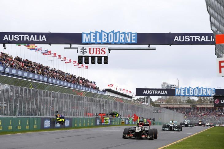 Australian Grand Prix Formula 1