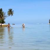 46-Hauru-In spiaggia-Pescatori
