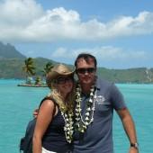55-Bora Bora-Aeroporto-Primo sguardo sulla laguna...