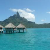 90-Le Meridien Bora Bora-Il nostro bungalow-Sulla terrazza