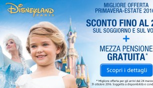 Disneyland Paris Promo