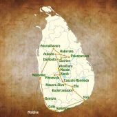 mappa tour sri lanka tusoperator