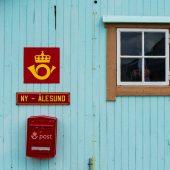 Ny Alesund - l'ufficio postale più  a nord del mondo