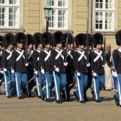 Cambio guardia Amalienborg 05