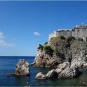Dubrovnik fortezza