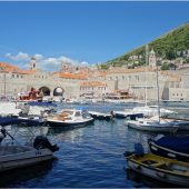 Dubrovnik porto vecchio
