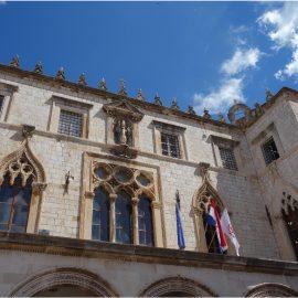 Dubrovnik - Palazzo Sponza