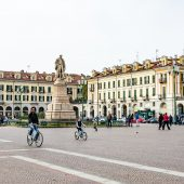 Cuneo - Piazza Duccio Galimberti