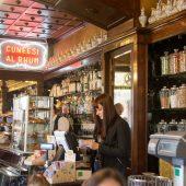 Cuneo - la famosa pasticceria confetteria Arione
