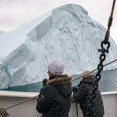 DSC_4222 Ammirando gli iceberg della Disko Bay