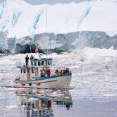 DSC_4464 Giro turistico tra gli iceberg della Disko Bay