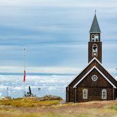 DSC_4958 La chiesetta luterana di Ilulissat