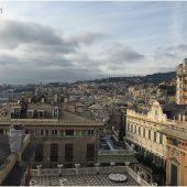 Genova - vista da Palazzo Rosso