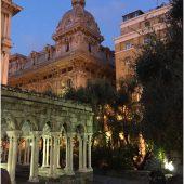 Genova - Chiostro di Sant'Andrea