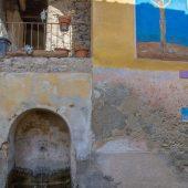 DSC_8474 Arcumeggia - 'Cristo in croce' e una delle tante fontane