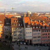 Panorama Castello Norimberga 09