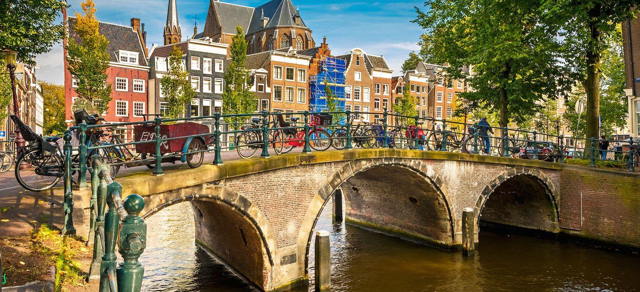 Amsterdam e i suoi canali
