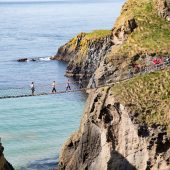 Carrick a Rede bridge
