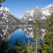 Jenny Lake e i Teton