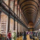 Long Room - Trinity College Library