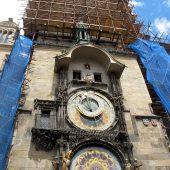 Orologio Astronomico Praga 01