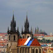 Panorama Praga 13