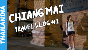 THAILANDIA Travel Vlog 1