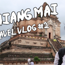 Vacanca in thailandia Chiang Mai Travel vlog 2 Doi Suthep e templi dell Old Town
