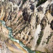 Yellowsrone River e Grand Canyon of Yellowstone